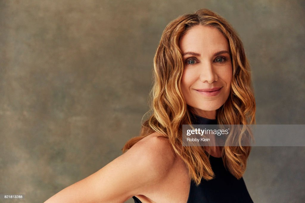 Actress Kelly Lynch from AT&T AUDIENCE's 'Mr. Mercedes' poses for a portrait during Comic-Con 2017 at Hard Rock Hotel San Diego on July 23, 2017 in San Diego, California