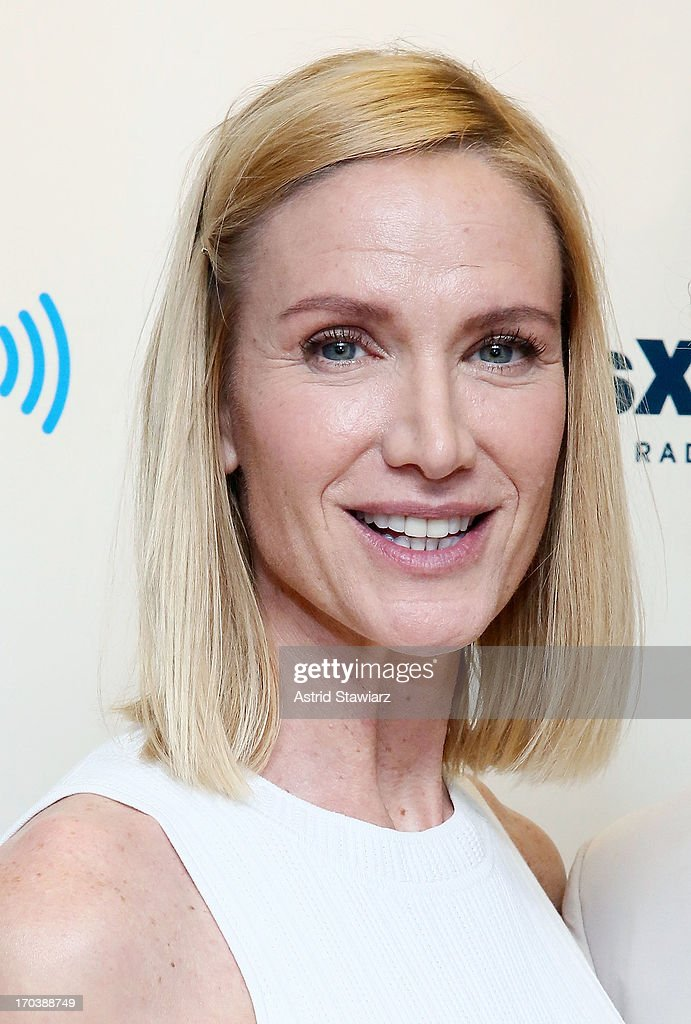 Actress <a gi-track='captionPersonalityLinkClicked' href=/galleries/search?phrase=Kelly+Lynch&family=editorial&specificpeople=203037 ng-click='$event.stopPropagation()'>Kelly Lynch</a> visits the SiriusXM Studios on June 12, 2013 in New York City.