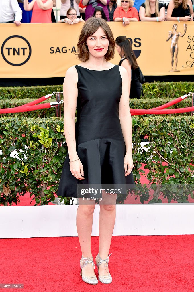 TNT's 21st Annual Screen Actors Guild Awards - Arrivals