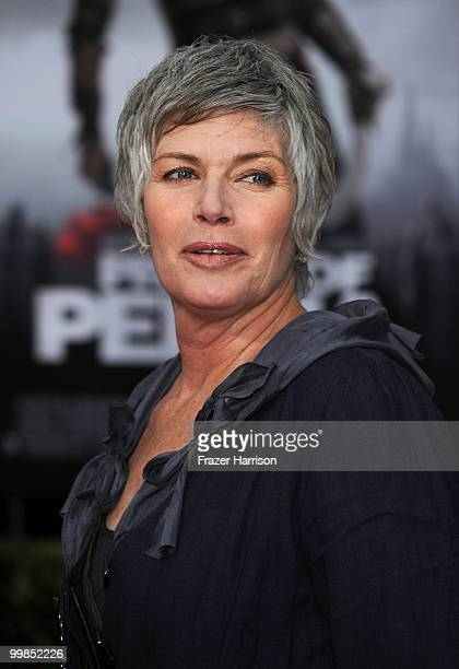 Actress Kelly McGillis arrives at the premiere of Walt Disney Pictures' 'Prince Of Persia The Sands Of Time' held at Grauman''s Chinese Theatre on...