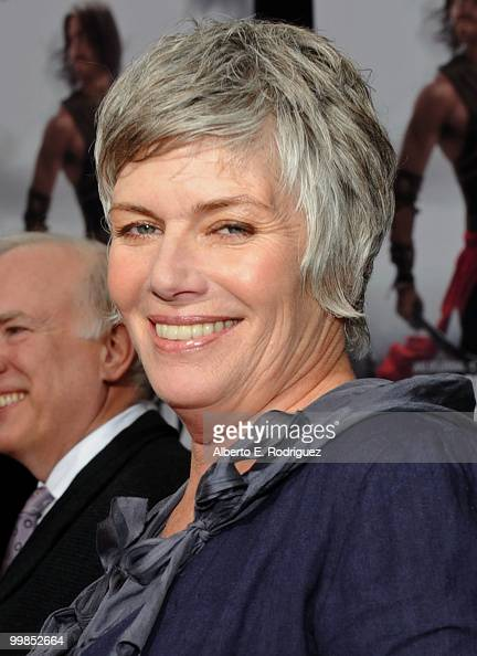 Actress Kelly McGillis arrives at the 'Prince of Persia The Sands of Time' Los Angeles premiere held at Grauman's Chinese Theatre on May 17 2010 in...