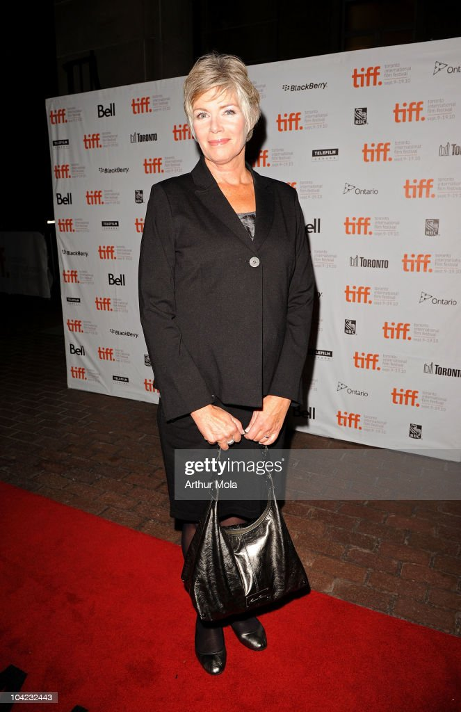 Actress <a gi-track='captionPersonalityLinkClicked' href=/galleries/search?phrase=Kelly+McGillis&family=editorial&specificpeople=673497 ng-click='$event.stopPropagation()'>Kelly McGillis</a> attends 'Stake Land' Premiere during the 35th Toronto International Film Festival at Ryerson Theatre on September 17, 2010 in Toronto, Canada.