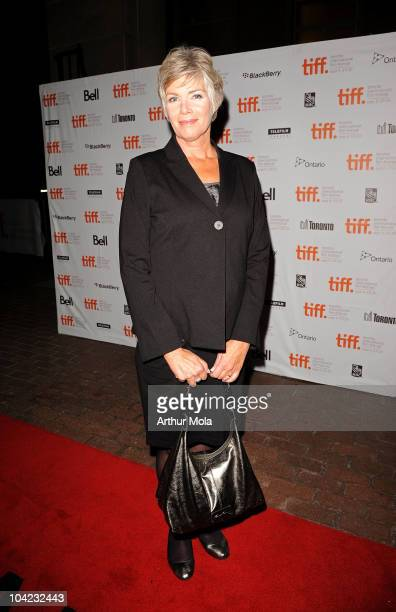 Actress Kelly McGillis attends 'Stake Land' Premiere during the 35th Toronto International Film Festival at Ryerson Theatre on September 17 2010 in...