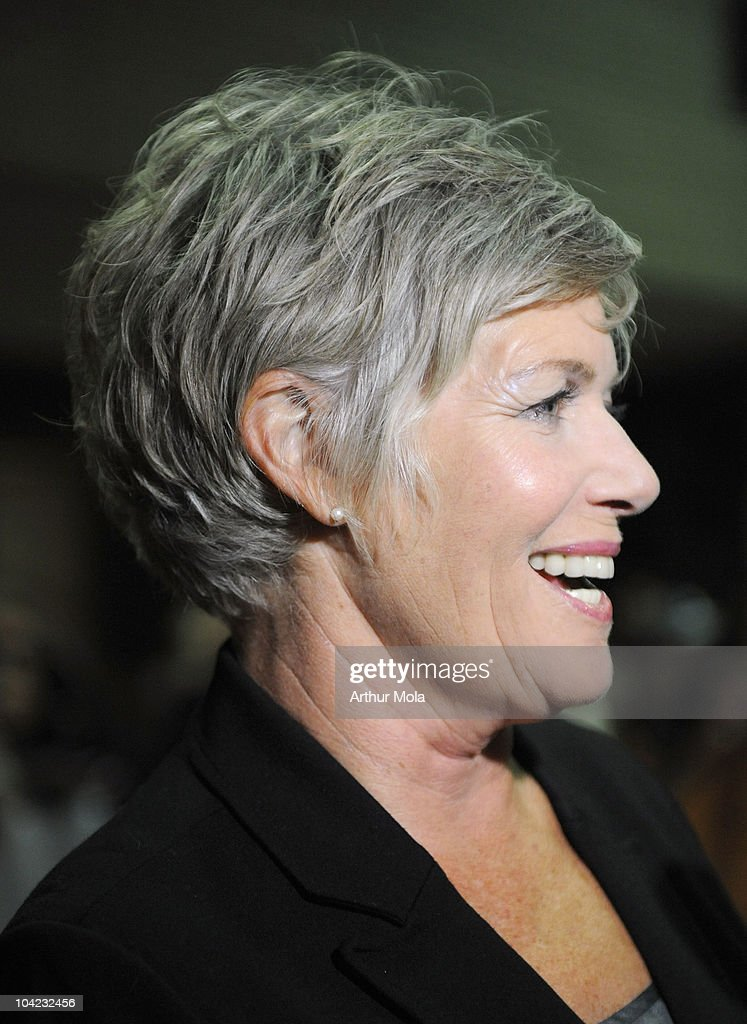 Actress Kelly McGillis attends 'Stake Land' Premiere during the 35th Toronto International Film Festival at Ryerson Theatre on September 17, 2010 in Toronto, Canada.
