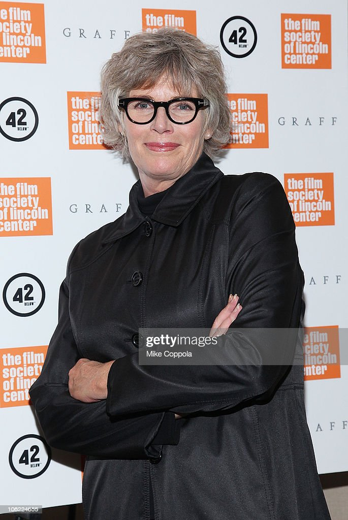 Actress <a gi-track='captionPersonalityLinkClicked' href=/galleries/search?phrase=Kelly+McGillis&family=editorial&specificpeople=673497 ng-click='$event.stopPropagation()'>Kelly McGillis</a> attends the 'Stake Land' premiere at The Film Society of Lincoln Center on October 27, 2010 in New York City.