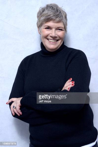 Actress Kelly McGillis poses for a portrait during the 2013 Sundance Film Festival at the WireImage Portrait Studio at Village At The Lift on January...
