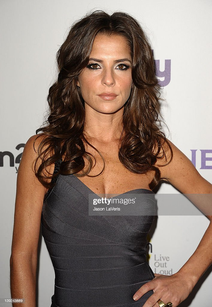 Actress Kelly Monaco attends NBC's 2011 TCA summer press tour at The Bazaar at the SLS Hotel on August 1, 2011 in Los Angeles, California.