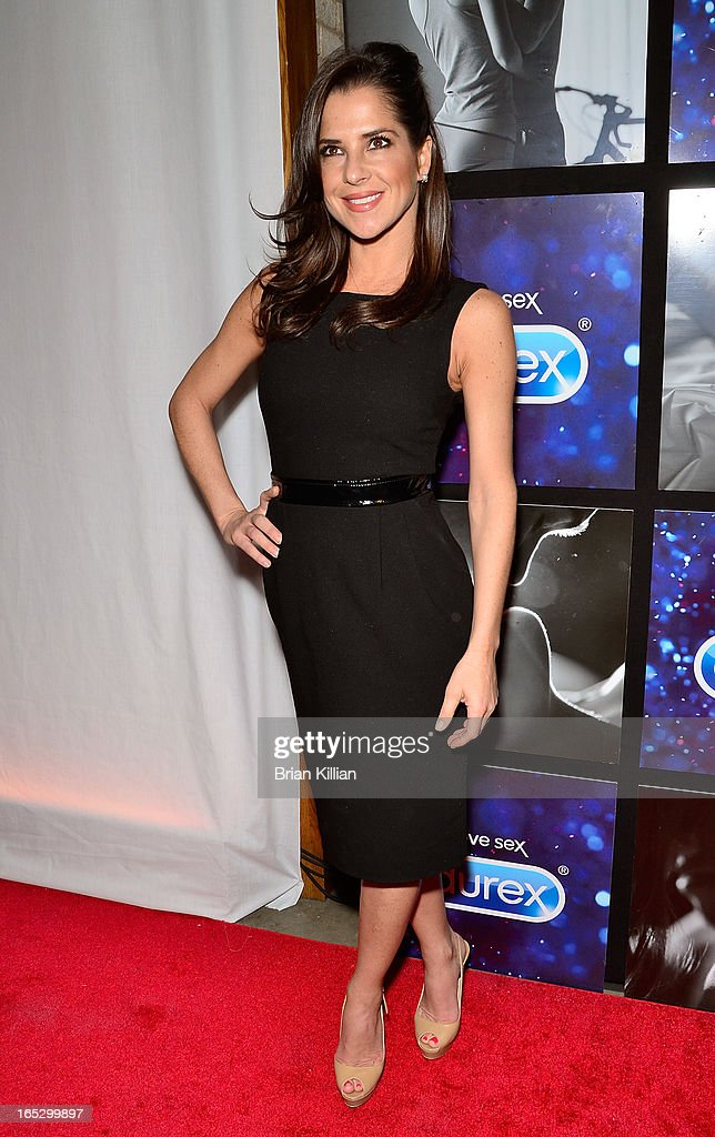 Actress Kelly Monaco attends the Hotel Durex Charity Event Benefiting dance4life at Dream Downtown on April 2, 2013 in New York City.