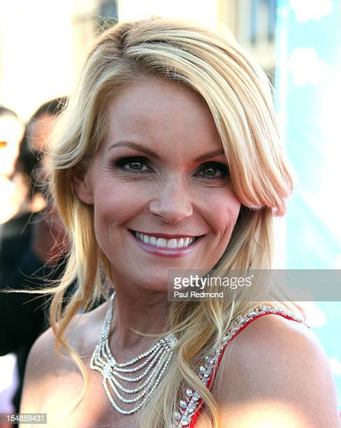 Actress Kelly Packard arrives at Loving the Silent Tears A New Musical Los Angeles Premiere at The Shrine Auditorium on October 27 2012 in Los...