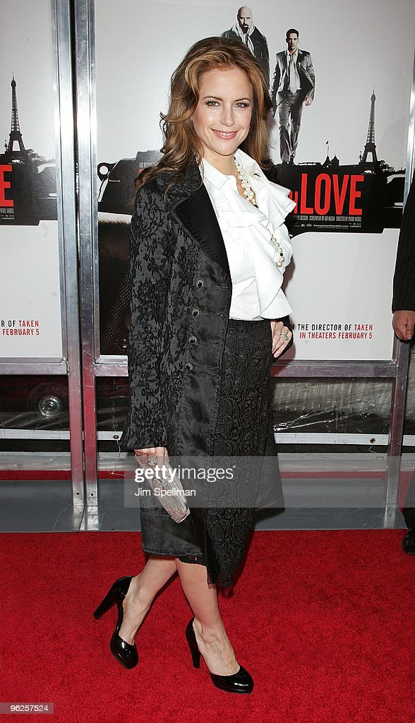 """From Paris With Love"" New York Premiere - Outside Arrivals"