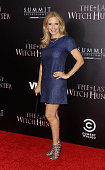 Actress Kelly Preston attends the 'The Last Witch Hunter' New York premiere at AMC Loews Lincoln Square on October 13 2015 in New York City
