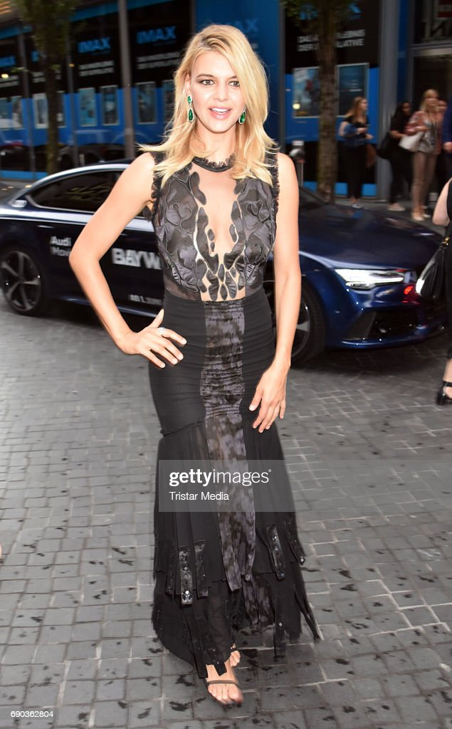 US actress Kelly Rohrbach during the Baywatch European Premiere Party on May 31, 2017 in Berlin, Germany.
