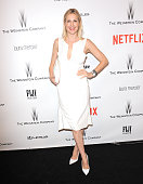 Actress Kelly Rutherford arrives for the 2015 Weinstein Company And Netflix Golden Globes After Party held on January 11 2015 in Beverly Hills...