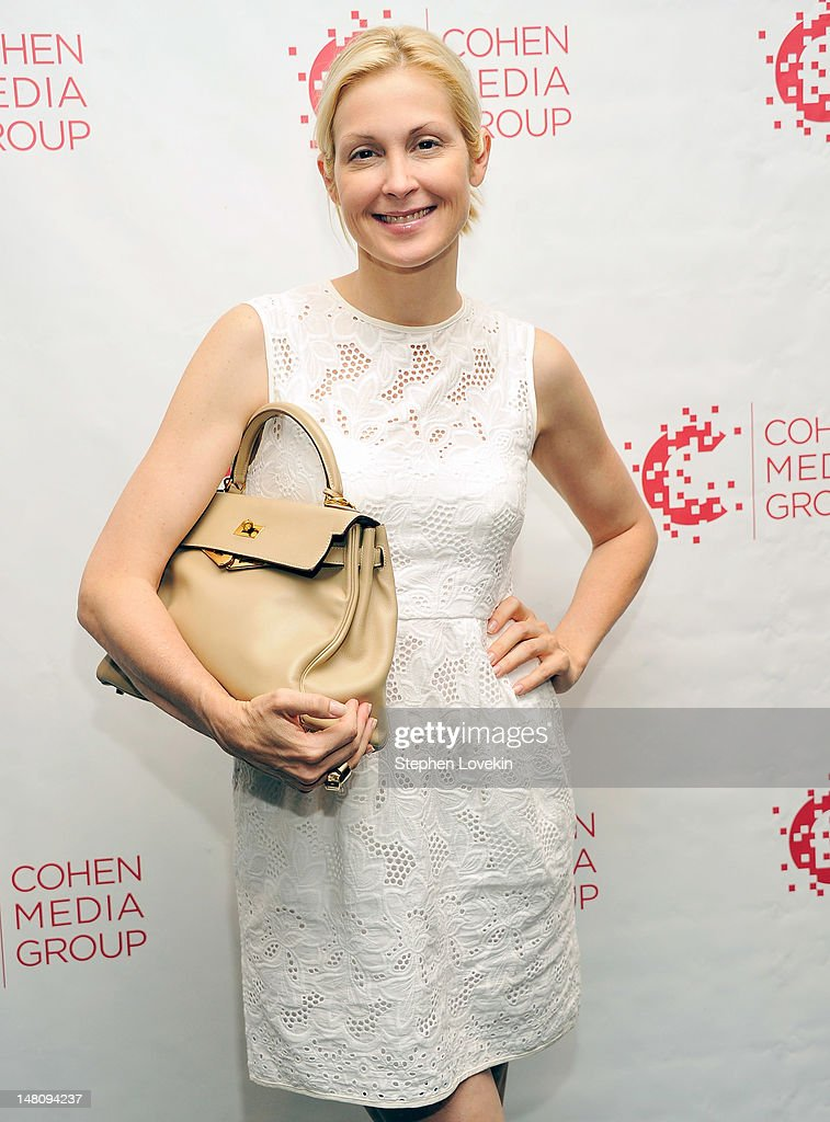 Actress Kelly Rutherford attends the 'Farewell, My Queen' New York Screening at MOMA on July 9, 2012 in New York City.
