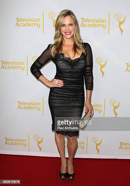 Actress Kelly Sullivan attends the Daytime Emmy Nominee Reception at The London West Hollywood on June 19 2014 in West Hollywood California