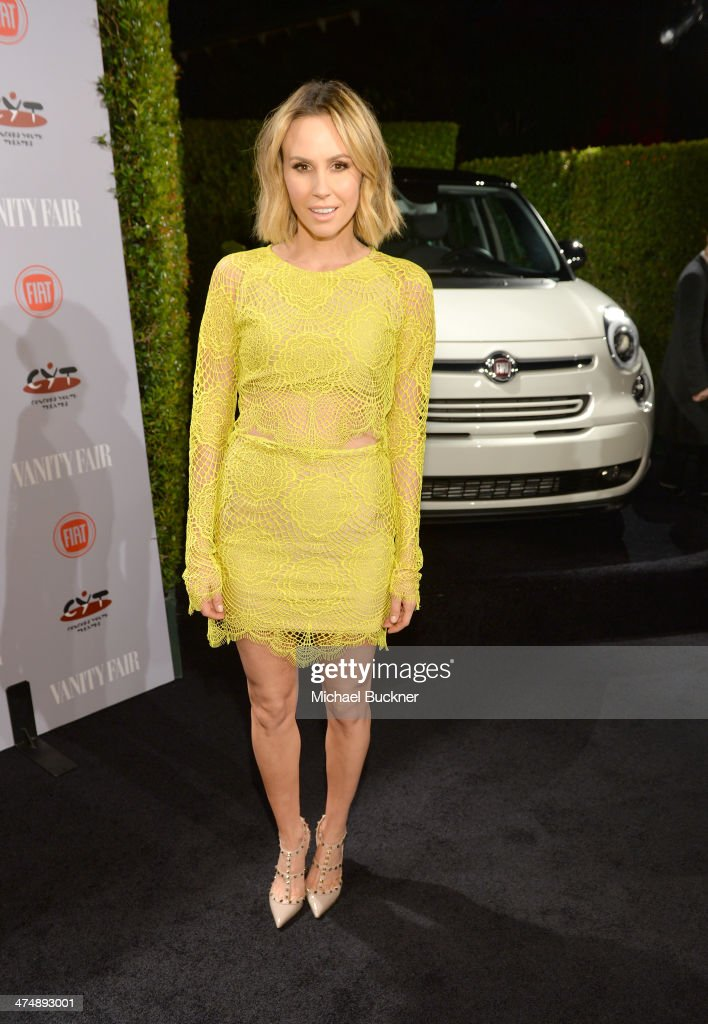 Actress Keltie Knight attends Vanity Fair and FIAT celebration of 'Young Hollywood' during Vanity Fair Campaign Hollywood at No Vacancy on February...
