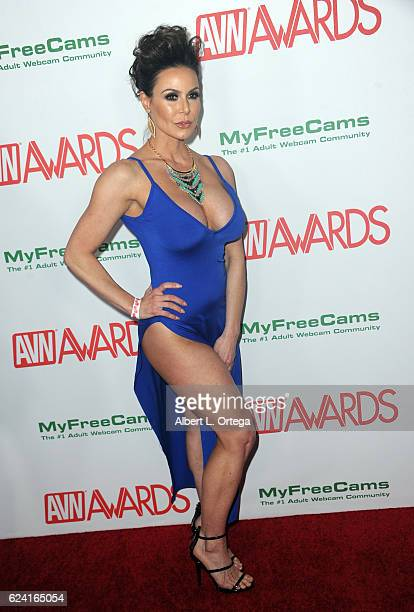 Actress Kendra Lust arrives for the 2017 AVN Awards Nomination Party held at Avalon on November 17 2016 in Hollywood California