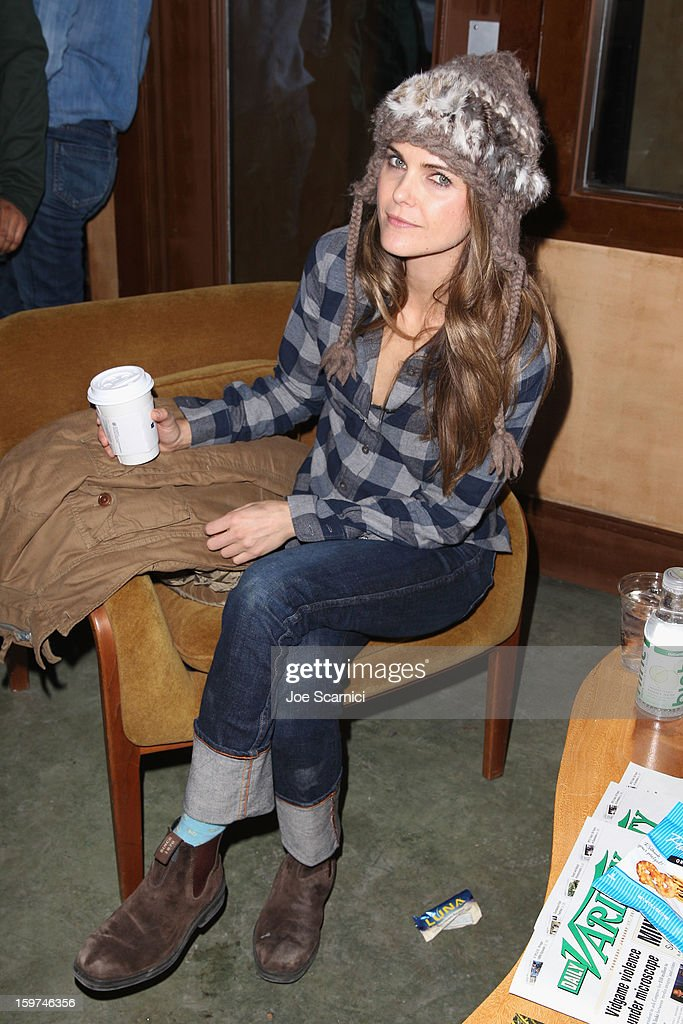 Actress Keri Russell attends Day 1 of the Variety Studio at 2013 Sundance Film Festival on January 19, 2013 in Park City, Utah.