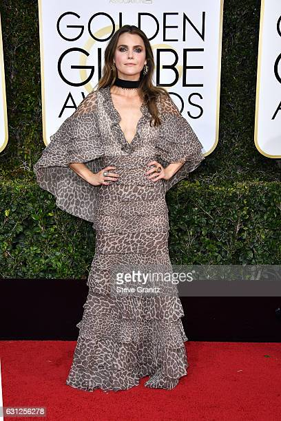 Actress Keri Russell attends the 74th Annual Golden Globe Awards at The Beverly Hilton Hotel on January 8 2017 in Beverly Hills California