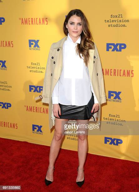 Actress Keri Russell attends 'The Americans' For Your Consideration event at Saban Media Center on June 1 2017 in North Hollywood California