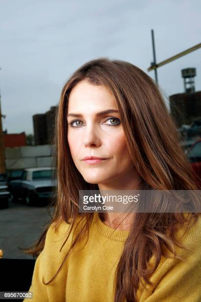 Actress Keri Russell is photographed for Los Angeles Times on April 24 2017 in New York City PUBLISHED IMAGE CREDIT MUST READ Carolyn Cole/Los...
