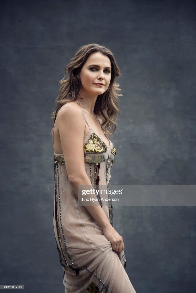 Actress Keri Russell is photographed for The Hollywood Reporter on August 30, 2016 in Stroudsburg, Pennsylvania.