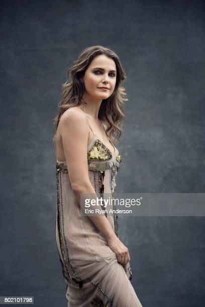 Actress Keri Russell is photographed for The Hollywood Reporter on August 30 2016 in Stroudsburg Pennsylvania