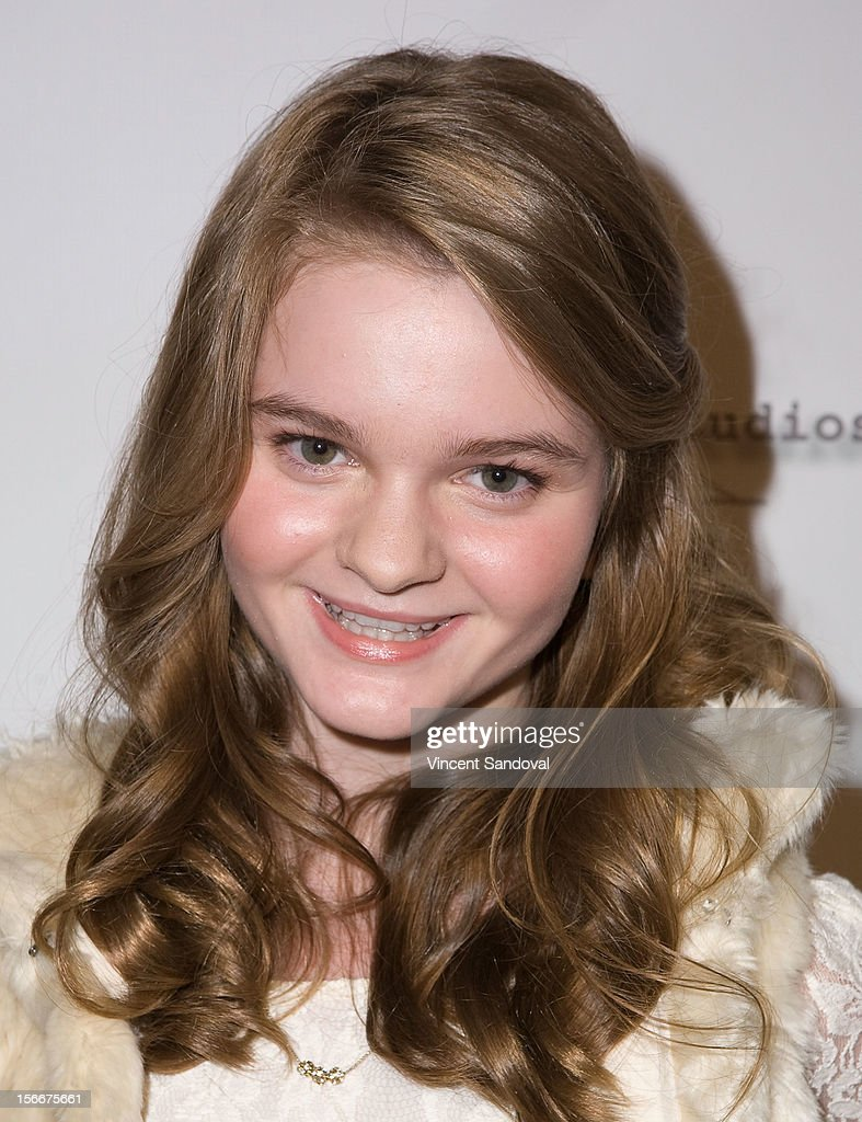 Actress Kerris Dorsey attends the 2nd Annual Dream Magazine Winter Wonderland Party on November 18, 2012 in Los Angeles, California.
