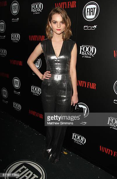 Actress Kerris Dorsey attends Vanity Fair and FIAT Young Hollywood Celebration at Chateau Marmont on February 23 2016 in Los Angeles California