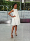 Actress Kerry Washington attends the 2011 CFDA Fashion Awards at Alice Tully Hall Lincoln Center on June 6 2011 in New York City