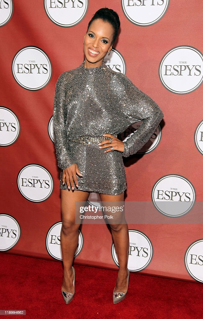 Actress Kerry Washington attends The 2011 ESPY Awards at Nokia Theatre L.A. Live on July 13, 2011 in Los Angeles, California.