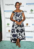Actress Kerry Washington attends the 2014 Baby2Baby gala at The Book Bindery on November 8 2014 in Culver City California