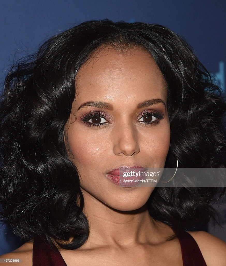 Actress Kerry Washington attends the 26th Annual GLAAD Media Awards at The Beverly Hilton Hotel on March 21, 2015 in Beverly Hills, California.