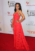 Actress Kerry Washington attends the 46th Annual NAACP Image Awards on February 6 2015 in Pasadena California
