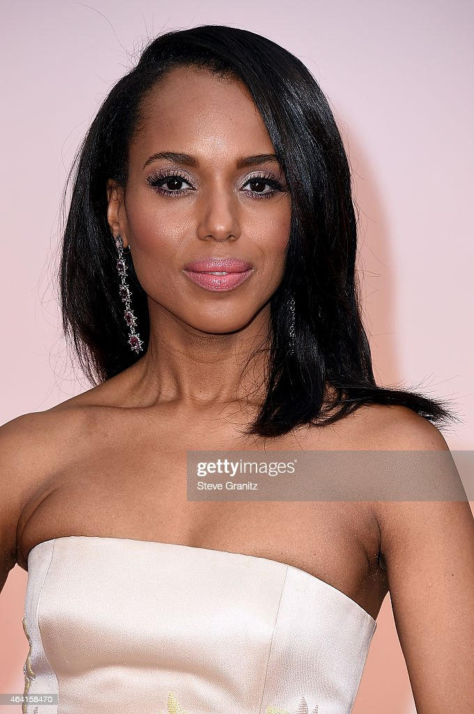 Actress <a gi-track='captionPersonalityLinkClicked' href=/galleries/search?phrase=Kerry+Washington&family=editorial&specificpeople=201534 ng-click='$event.stopPropagation()'>Kerry Washington</a> attends the 87th Annual Academy Awards at Hollywood & Highland Center on February 22, 2015 in Hollywood, California.