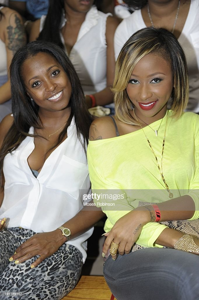 Actress <a gi-track='captionPersonalityLinkClicked' href=/galleries/search?phrase=Keshia+Knight+Pulliam&family=editorial&specificpeople=1284379 ng-click='$event.stopPropagation()'>Keshia Knight Pulliam</a> and recording artist Diamond attend the LudaDay 2012 Weekend Celebrity Basketball Game at Forbes Arena on September 2, 2012 in Atlanta, Georgia.