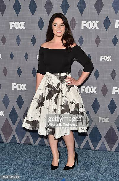 Actress Kether Donahue attends the FOX Winter TCA 2016 AllStar Party at The Langham Huntington Hotel and Spa on January 15 2016 in Pasadena California