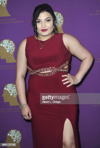 Actress Kiana Lyz Rivera arrives for The Jonathan Foundation Presents The 2017 Spring Fundraising Event To Benefit Children With Learning...