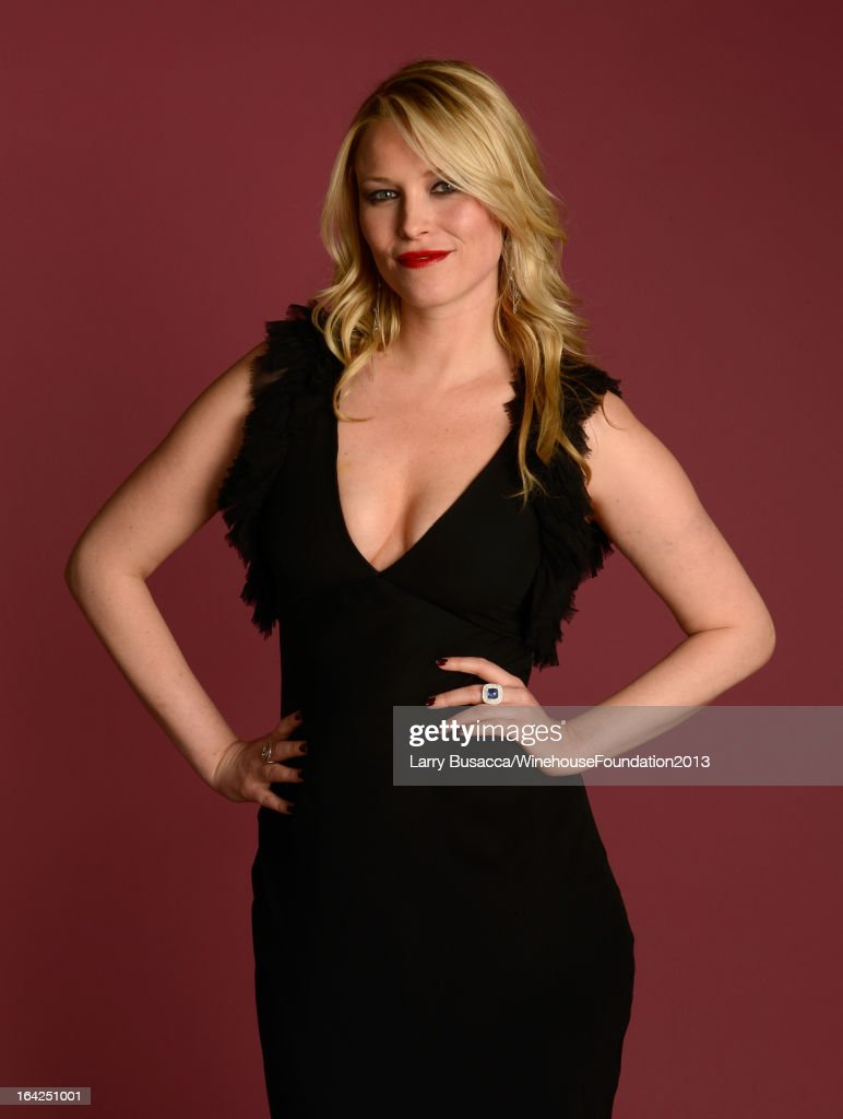 Actress Kiera Chaplin poses for a portrait during the 2013 Amy Winehouse Foundation Inspiration Awards and Gala at The Waldorf=Astoria on March 21, 2013 in New York City.