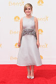 Actress Kiernan Shipka attends the 66th Annual Primetime Emmy Awards held at Nokia Theatre LA Live on August 25 2014 in Los Angeles California