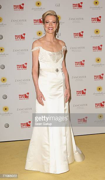 Actress Kim Basinger attends the Dreamball 2007 at the German Historical Museum September 27 2007 in Berlin Germany
