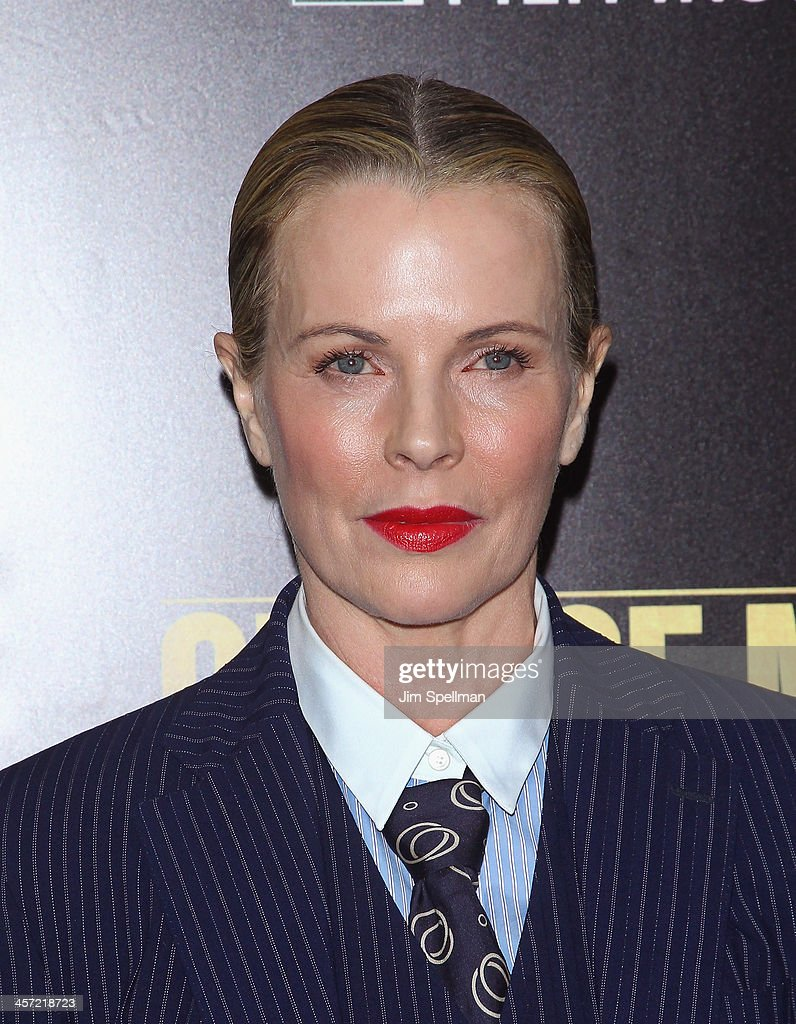 Actress <a gi-track='captionPersonalityLinkClicked' href=/galleries/search?phrase=Kim+Basinger&family=editorial&specificpeople=202204 ng-click='$event.stopPropagation()'>Kim Basinger</a> attends the 'Grudge Match' screening benifiting the Tribeca Film Insititute at Ziegfeld Theater on December 16, 2013 in New York City.