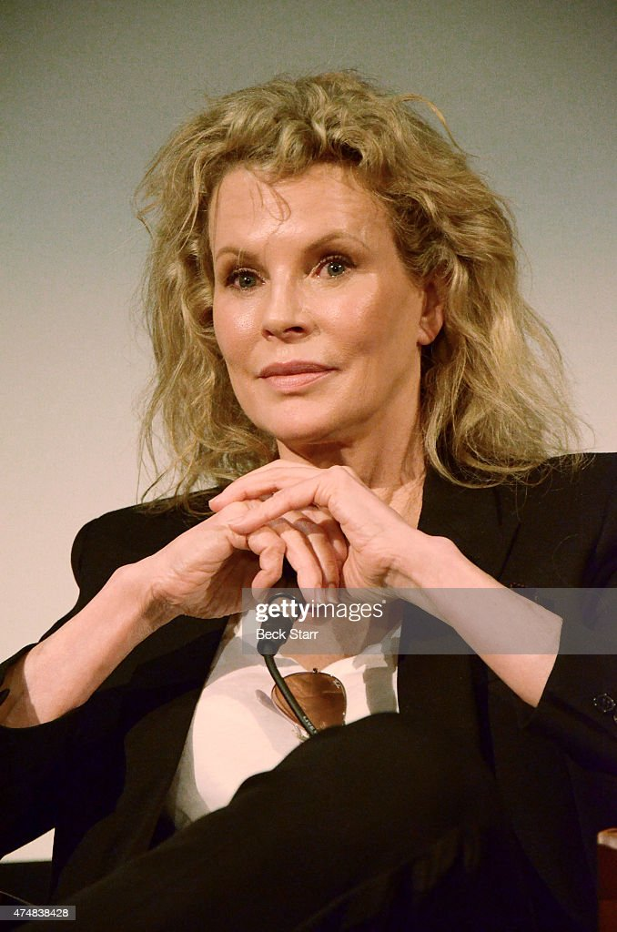 Actress Kim Basinger participates in 'The 11th Hour' special screenin...