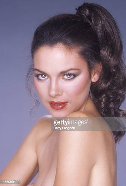 Actress Kim Cattrall poses for a portrait in 1987 in Los Angeles California