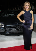 Actress Kim Dickens arrives with MercedesBenz at the 26th annual Palm Springs International Film Festival Awards Gala on January 3 2015 in Palm...