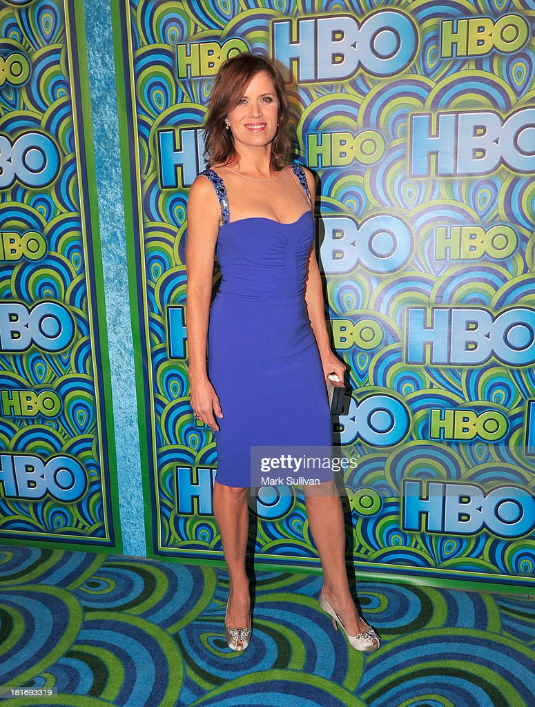 Actress <a gi-track='captionPersonalityLinkClicked' href=/galleries/search?phrase=Kim+Dickens&family=editorial&specificpeople=589297 ng-click='$event.stopPropagation()'>Kim Dickens</a> attends HBO's Post Emmy Awards party at Pacific Design Center on September 22, 2013 in West Hollywood, California.