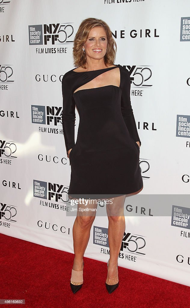 Actress Kim Dickens attends the 52nd New York Film Festival Opening Night Gala Presentation and World Premiere Of 'Gone Girl' at Alice Tully Hall on September 26, 2014 in New York City.