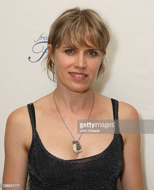 Actress Kim Dickens attends The Gersh Agency EMMY Party w/Special Guest Frederic Fekkai held at The Terrace at Sunset Tower Hotel on September 14...