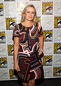 Actress Kim Dickens during ComicCon International 2016 on July 22 2016 in San Diego California