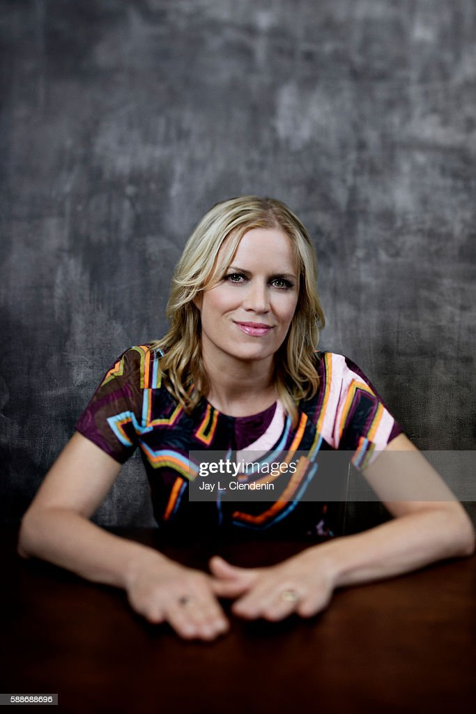 Actress Kim Dickens of 'Fear the Walking Dead' is photographed for Los Angeles Times at San Diego Comic Con on July 22, 2016 in San Diego, California.